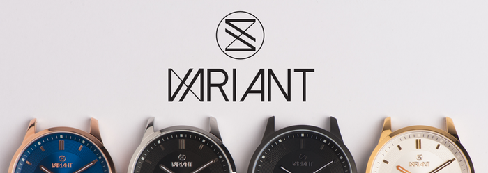 VARIANT | A Different Standard of Affordable Timepieces