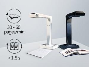 World 1st True Smart Scanner CZUR Professional Book Scanner