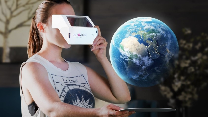 3D Augmented Reality for Every Smartphone AR is the Future