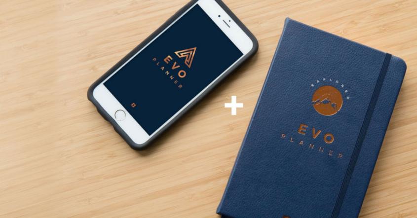 EVO Planner App: Designed for your unique Brain Type
