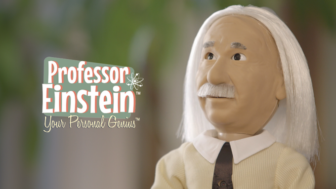 Professor Einstein: Your Personal Genius Purchase Now
