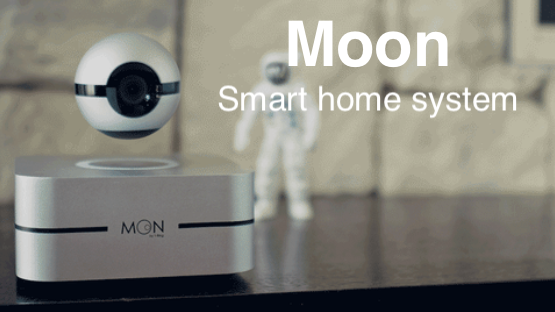 Moon: Futuristic and innovative smart home system