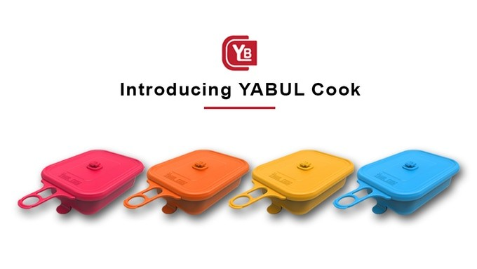 YABUL COOK: Silicone Innovative Flameless Cooker. Purchase now.