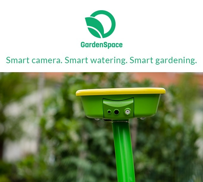 Gardening Robot w/ Smart Camera, Smart Watering, all in one