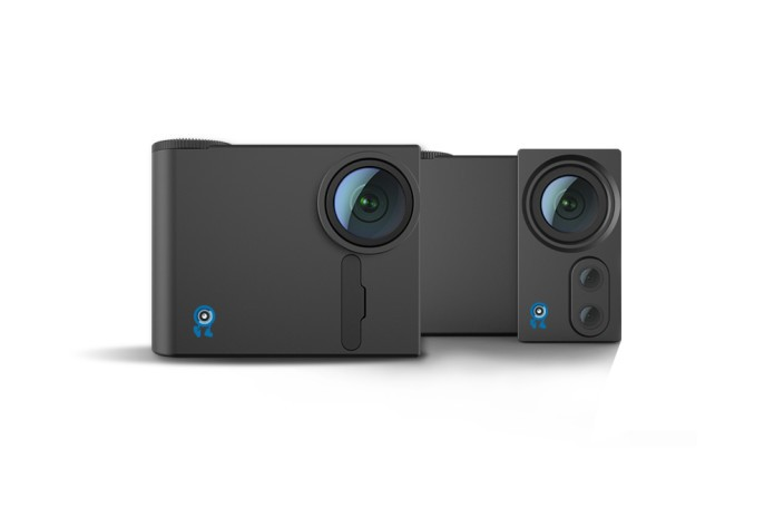 Laibox Cam The First Modular Action Camera