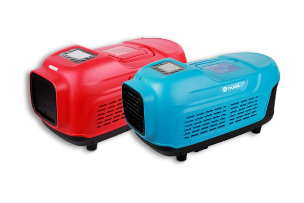 TOYCOOL Your Multi Functional Outdoor Portable AC Unit.
