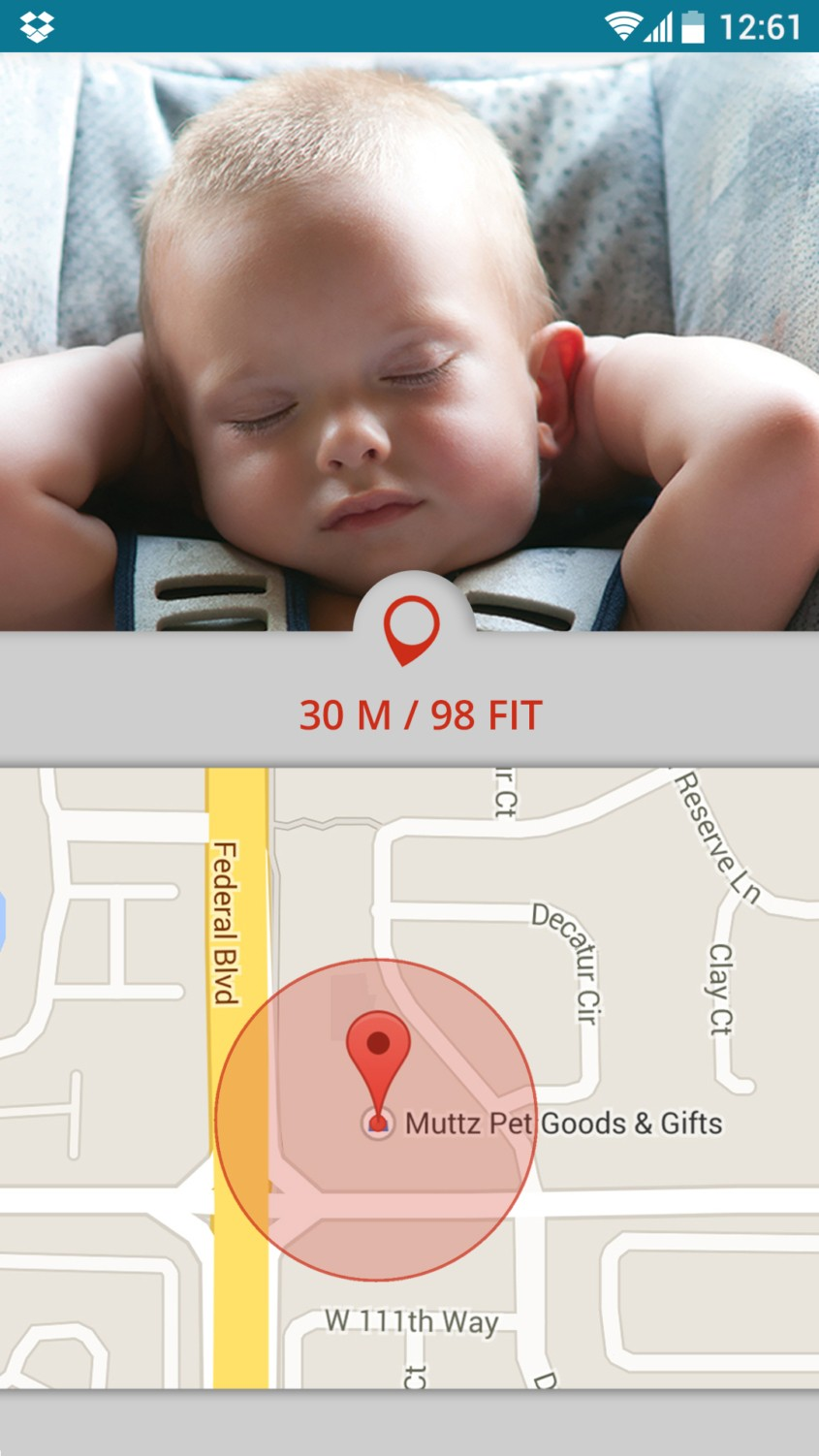 2Find Wearable Tracker Safety and GPS Device for Kids (Kids in Cars)
