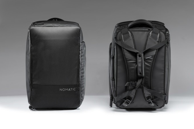 NOMATIC A travel bag that can do anything