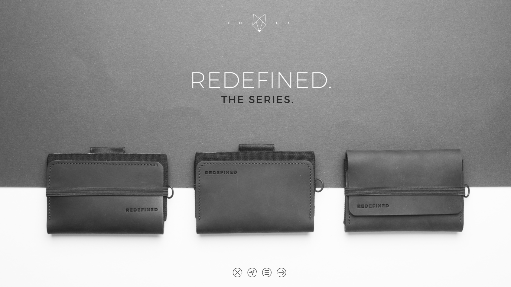 Perfected Wallet: Fast Smart RFID Protected and Stylist Collection