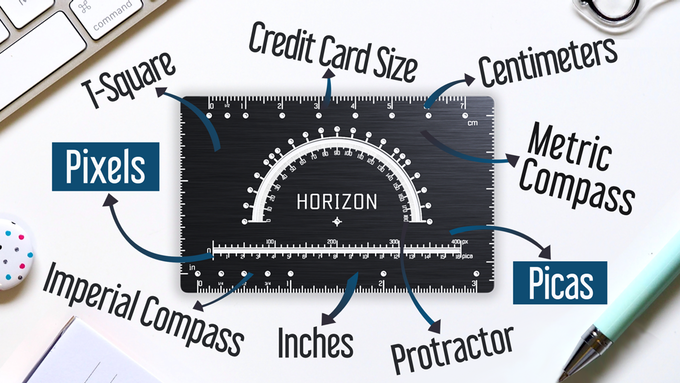 Horizon: Sketching tool for Digital and Physical designs