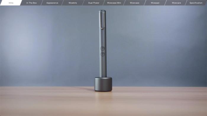 WOWSTICK: A 62 In 1 Pen-shape Desktop Tool | Match Any Desk.