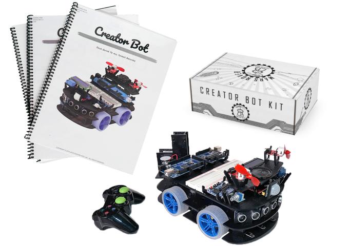 Mars Rover Creator Bot