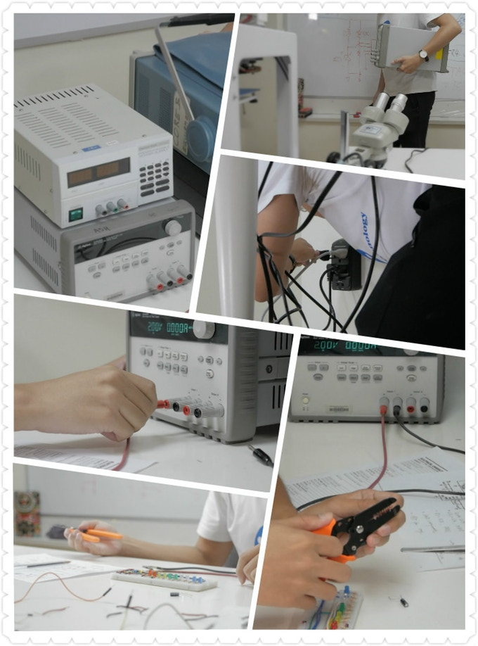 MEGO: 4V-24V Breadboard Compatible Portable Power Supply